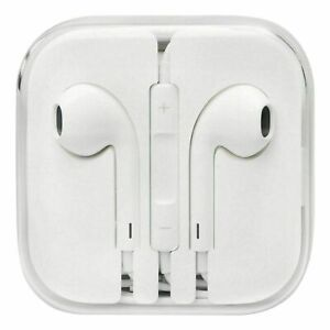 Headphones 3.5MM Wired Jack White For Android And Other 3.5MM Devices
