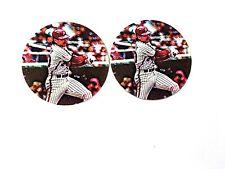 Philadelphia Phillies Mike Schmidt magnets-(2)-Classic Collectibles