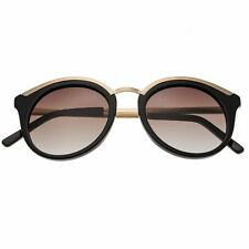 bc20ce2a993 Bertha Caroline Rose Gold Polarized Black Women s Sunglasses BR015B