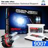 AC 55W HID Kit 9007 HB5 Bi-Xenon 6000K Bright OEM White Beam Conversion Light