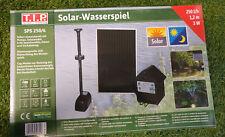 T.I.P. Solar-Teichpumpe SPS 250-6 mit Strpmspeicher und LED Beleuchtung