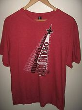 Hillcrest Classic Tee - San Diego CA National Gay Basketball LGBT T Shirt Large