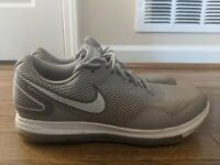 Nike Zoom Men's Gray All Out Low Running Shoes AJ0035-007 Athmosphere Size 10