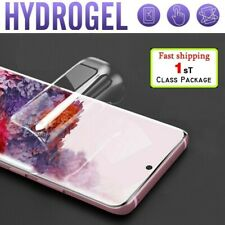 [2PK] For Samsung Galaxy A10 A20 A30 A50 70 FULL Cover Hydrogel Screen Protector