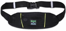 BIKE & RUN WAIST AUDIO BELT MP3 PLAYER SMART MOBILE PHONE CASE BAG