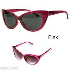 50s 60s Style Womens Cat Eye Sunglasses Retro Rockabilly Glasses Vintage