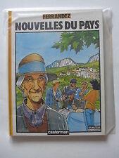 Jacques Ferrandez - Nouvelles du pays  / EO 1986