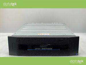 EMC VNX 5400 JTFR VNXB54DP25 - 25 x SFF Storage Array, Inc 15TB SAS Solution