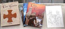 La Croix de Cazenac le cycle de l'ours 3 albums + coffret + Triptyque Stalner