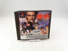 TEKKEN 2 + DEMO PS1 PS2 PS3 PSX PLAYSTATION 1 2 3 ONE PAL ITA ITALIANO COMPLETO