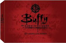 Buffy The Vampire Slayer: Complete TV Series Seasons 1 2 3 4 5 6 7 DVD Boxed Set