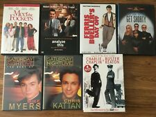 Lot of 8 comedy Dvds. Includes Meet the Fockers and Analyze This.
