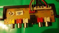 """Soluzioni acustiche 37"""" LCD TV LCD (37805HD) lato AV BOARD 17FAV15-2 230905"""