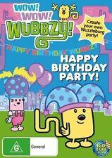 Wow! Wow! Wubbzy! - Happy Birthday Party! (DVD, 2008)