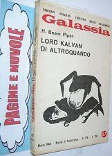 GALASSIA 87 piper LORD KALVAN  ALTROQUANDO  blisterato