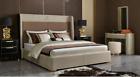 Design Schlafzimmer 6 tlg Komplett Set Bett Nachttisch Schminktisch Bettgestelle günstig