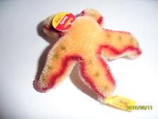 Steiff starfish mohair iall Ids 2818