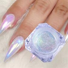 Born Pretty Neon Mermaid Nail Art DIY Glitter Powder Mirror Shiny Chrome Pigment