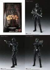 New Bandai S.H.Figuarts Rogue One A Star Wars Story Death Trooper Figure Japan