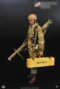 Action Figure 1/6 Soldier Story 3rd Fallschirmjager Div  - Figurine 12 pouces