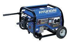 Groupe électrogène 3000 Watts HYUNDAI HG3600 + Roue - FRANCE - LIVRE SOUS 48/72H