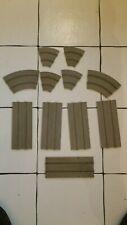 Job lot of Wrenn Formula 152 track A124 T8 B122 Deflector Straight