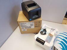 STAR MICRONICS TSP654IID Térmica Impresora de recibos, red, serial, con PSU Nuevo Y En Caja