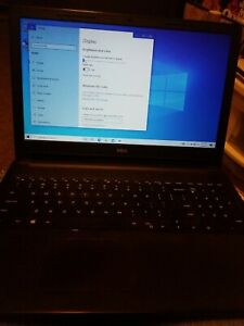 """Dell Inspiron 3558 laptop i3-5005u 2ghz, 6gb ram, 1Tb HDD Windows 10 Home 15.6"""""""