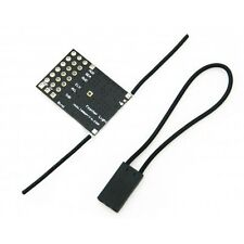 Lemon RX 6 Channel Receiver Feather Light 1.4g NO Pin DSM2 / Spektrum Compatible