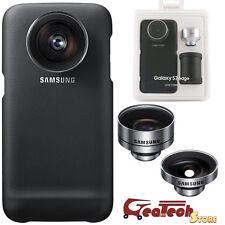 Custodia LENS COVER Originale Per Samsung Galaxy S7 Edge G935F Cover + Obiettivo