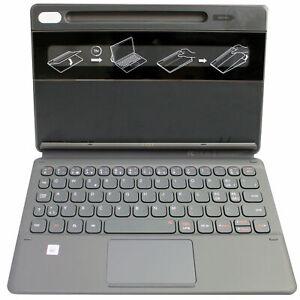 Samsung  EF-DT860 Keyboard Cover Tab S6 Tastatur Schweiz  QWERTZ ä. deutsch