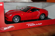 NEW HOT WHEELS:  Ferrari F599 GTB Fiorano au 1/18