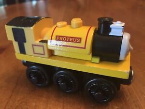 Thomas the Train Wooden Railway Proteus light up Engine 2003 Light Does not Work