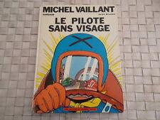 MICHEL VAILLANT LE PILOTE SANS VISAGE EDITEUR DARGAUD