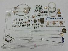 Lot 1lb 1 Pound Sterling Silver 925 Jewelry Necklace Bracelet Ring Spoon Scrap