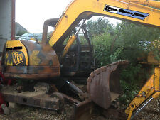 JCB JZ70 Excavator Breaking for parts Spares