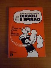 OSCAR MONDADORI n.177-1° ed.1968-BRACCIO DI FERRO DIAVOLI E SPINACI