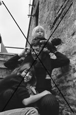 PHOTO DE JANE BIRKIN GAINSBOURG KATE 1969