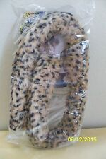 FURRY OVERSIZED LEOPARD TAIL ANIME COSPLAY COSTUME ACCESSORY EL422714