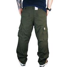 Carhartt Regular Cargo Pant cypress Seitentaschen Hose Arbeitshose grün