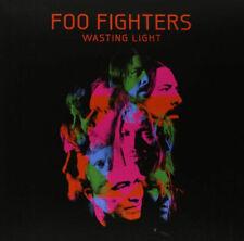 FOO FIGHTERS : WASTING LIGHT : 2 X 180 GRAM VINYL LP BRAND NEW & SEALED