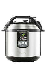 NEW Breville BPR650BSS The Fast Slow Cooker: Brushed Stainless