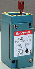 Honeywell Micro Switch Photoelectric Relay output 10-30 VDC 6AMP, MPV31