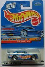 1998 Hot Wheels ~RACE TEAM IV~ Mercedes C-Class 2/4