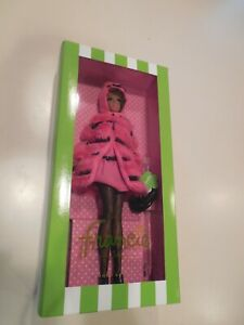 FRANCIE Fuchsia & Fur Reproduction Barbie GOLD LABEL 2012. NRFB