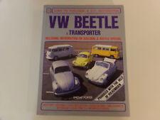 Restauration & Reparaturanleitung VW Käfer Beetle VW Bus T1 & T2 Transporter