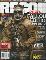 RECOIL  Issue # 52  Fallout Edition  2020