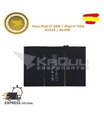 Batería para iPad 3ª GEN A1416 A1430 o iPad 4ª GEN A1458 A1459 SOLDADO ORIGINAL