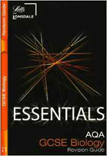 Lonsdale GCSE Essentials - AQA Biology: Revision Guide (2012 Exams Only): AQA Bi