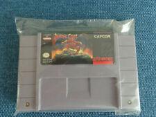 Demon's Crest Super Nintendo SNES NTSC